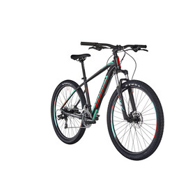 "ORBEA MX 60 MTB Hardtail 27,5"" sort/turkis"